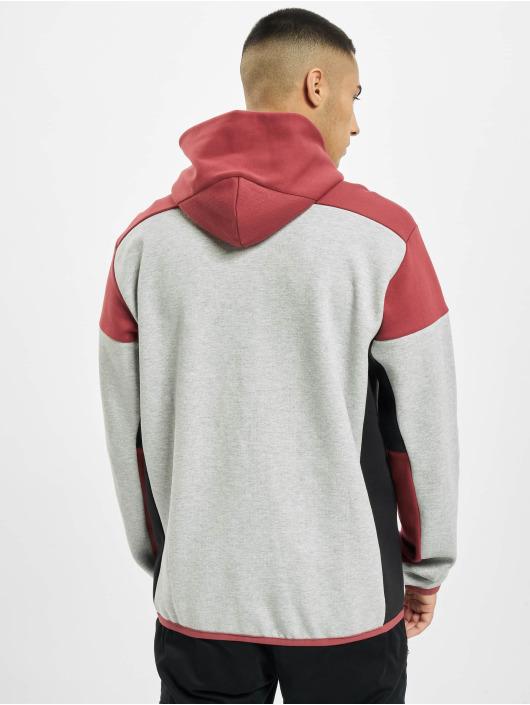 adidas Originals Vetoketjuhupparit ZNE harmaa
