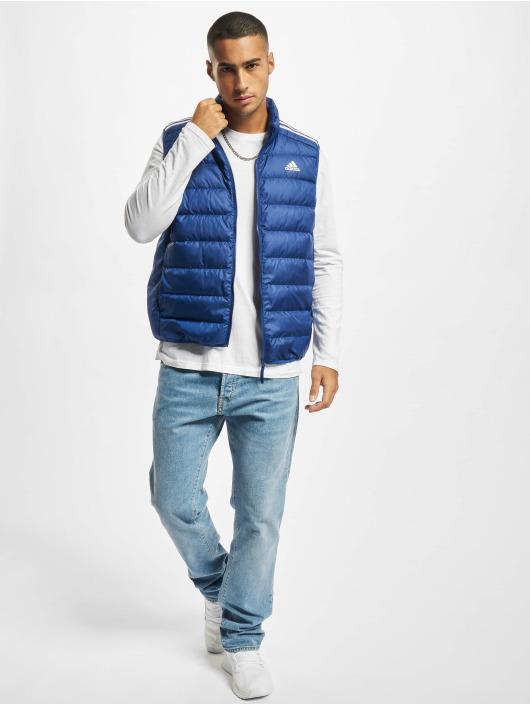 adidas Originals Weste ESS Down blau