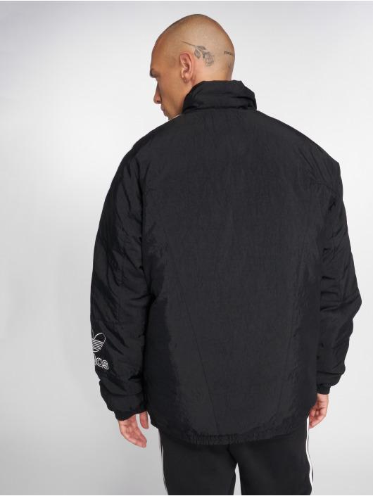 adidas originals Winter Jacket Outline Tref Lg black