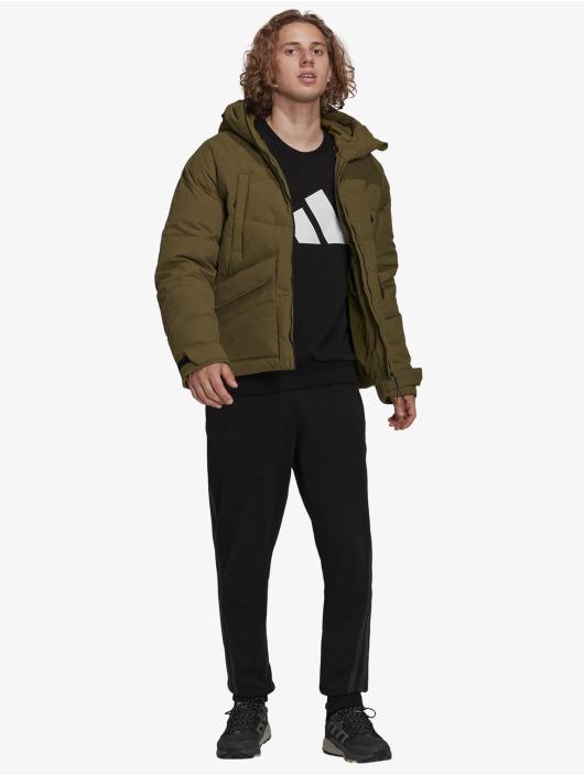 adidas Originals Winterjacke Big Baffle grün