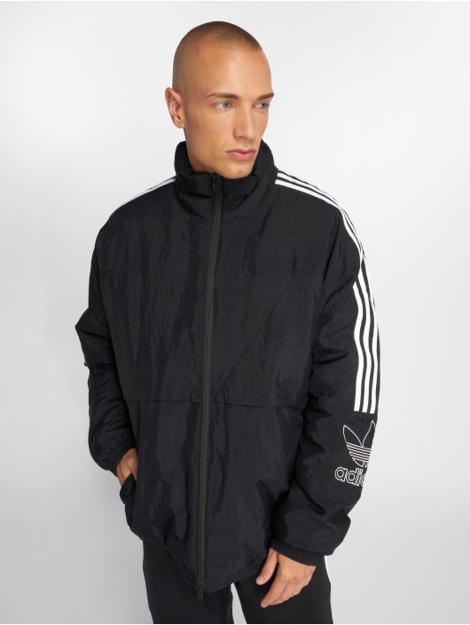 adidas originals Winterjacke Outline Tref Lg schwarz