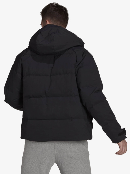 adidas Originals Winterjacke Big Baffle schwarz