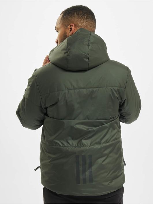 adidas Originals winterjas BSC Insulated groen
