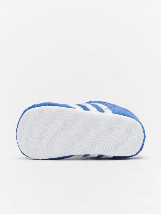 adidas originals Zapatillas de deporte Gazelle Crib azul