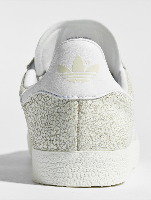 adidas originals Zapatillas de deporte Gazelle W blanco