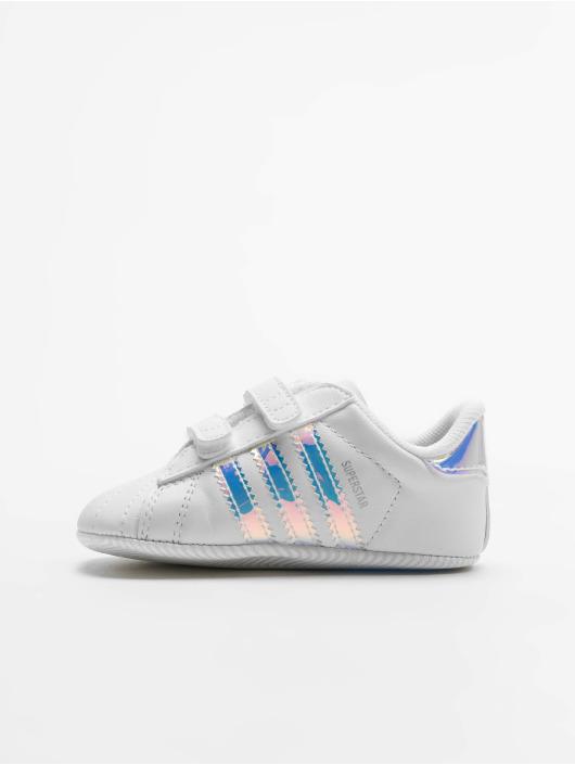 adidas originals Zapatillas de deporte Superstar Crib blanco