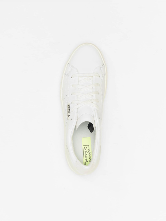 adidas originals Zapatillas de deporte Sleek blanco