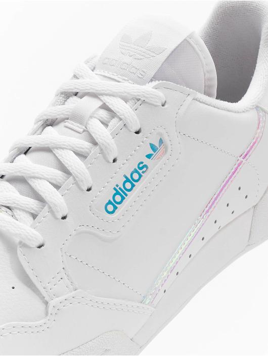 adidas originals Zapatillas de deporte Continental 80 J blanco