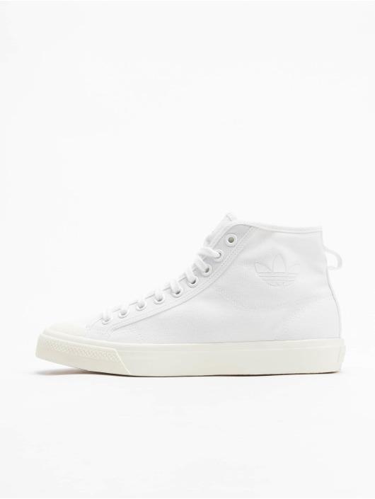adidas Originals Zapatillas de deporte Nizza Hi blanco