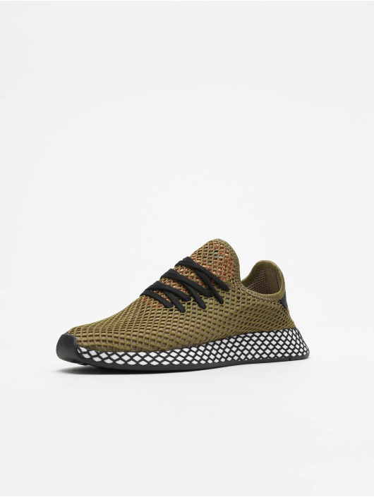 adidas originals Zapatillas de deporte Deerupt Runner caqui