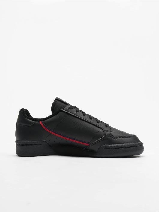 adidas originals Zapatillas de deporte Continental 80 J negro