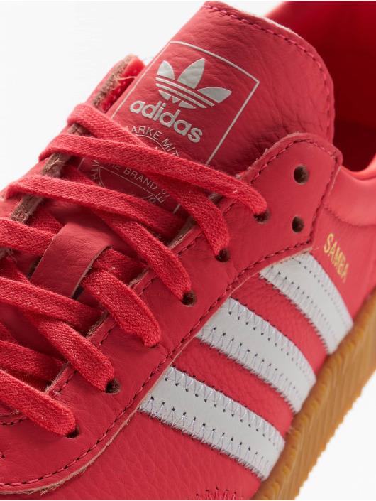 adidas originals Zapatillas de deporte Sambarose W rojo