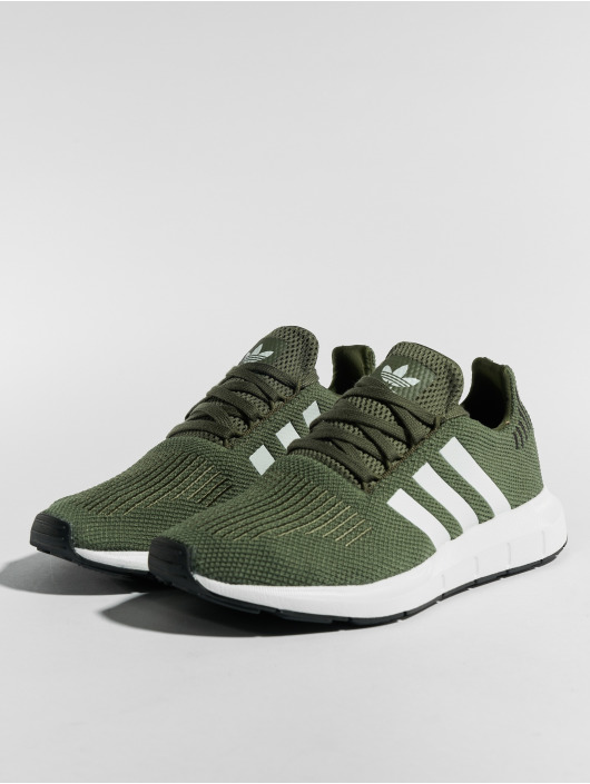 adidas originals Zapatillas de deporte Swift Run W verde