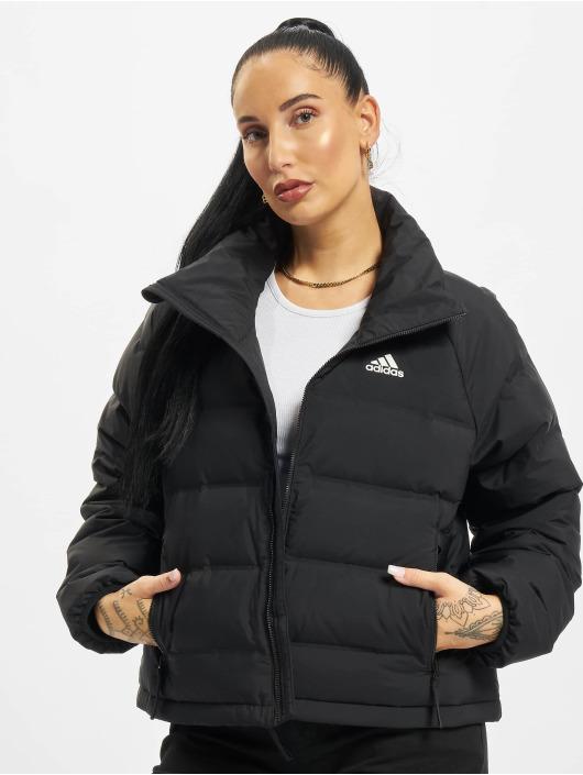 adidas Originals Zimné bundy Helionic RLX Down èierna