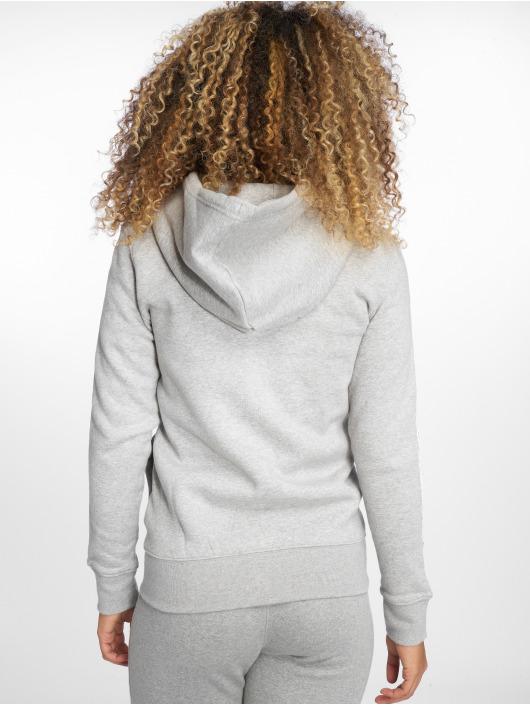 adidas originals Zip Hoodie Originals 3str šedá