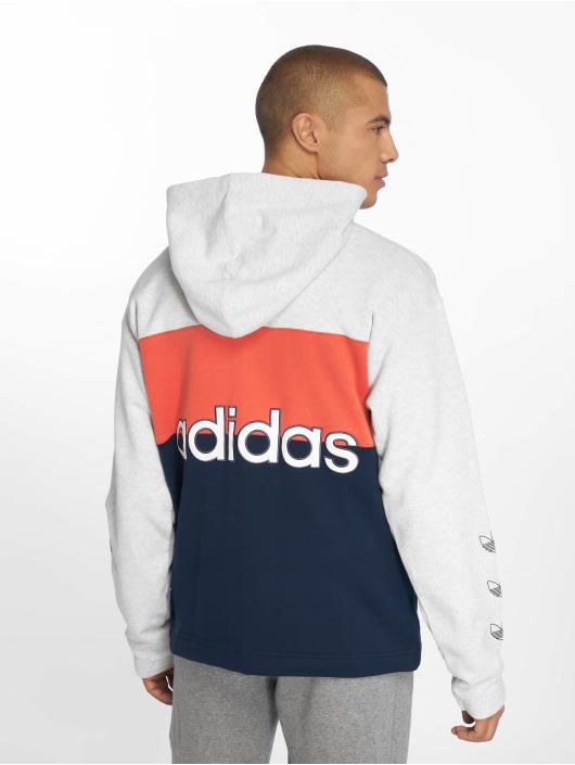 adidas originals Zip Hoodie Originals šedá
