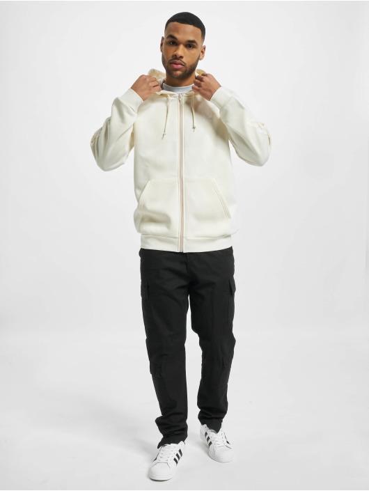 adidas Originals Zip Hoodie 3-Stripes béžový
