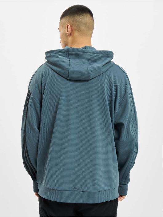 adidas Originals Zip Hoodie MHS Aero blau
