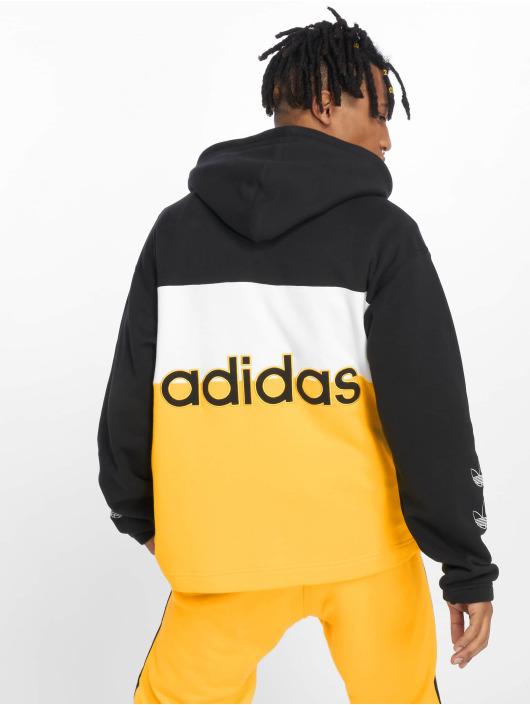 adidas originals Zip Hoodie Full czarny