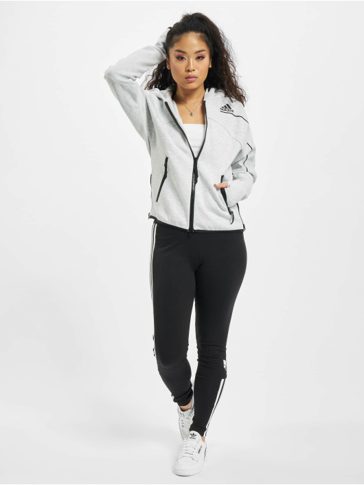 adidas Originals Zip Hoodie ZNE grey