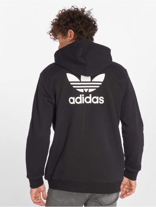 Adidas Originals Trf Fz Hoody Transition Jacket Black