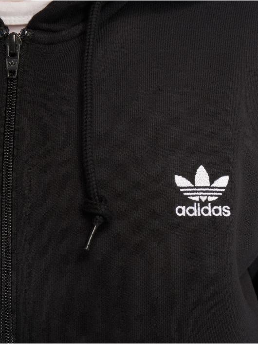 adidas originals Zip Hoodie Trf Fz schwarz