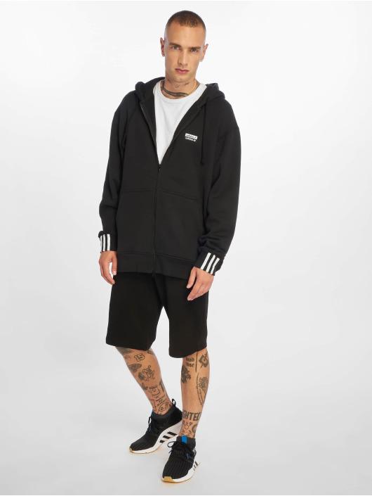 adidas Originals Zip Hoodie R.Y.V. svart
