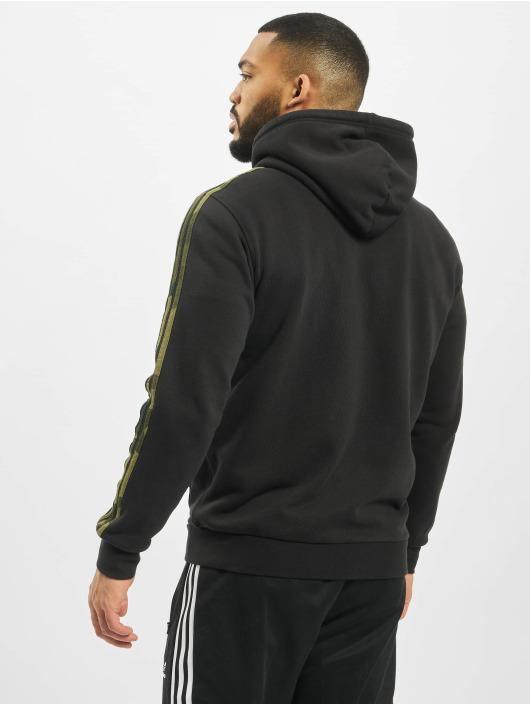 adidas Originals Zip Hoodie Camo Full svart