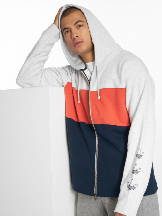 adidas Originals Zip Hoodie Originals szary