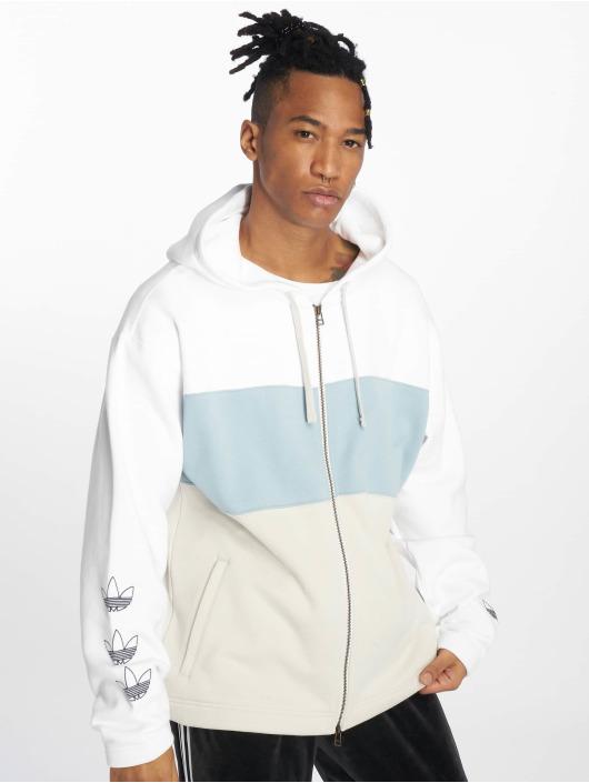 adidas originals Zip Hoodie Full Zip weiß