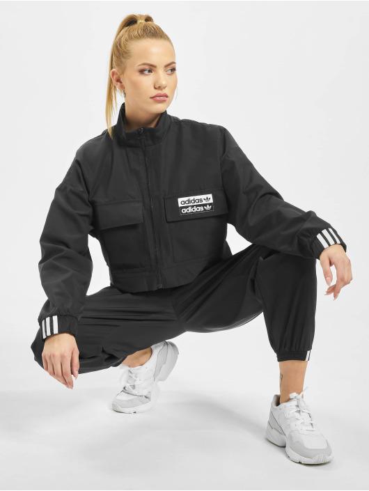 adidas Originals Zomerjas Retro zwart