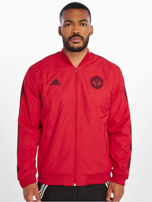 adidas Performance Équipement Football Manchester United rouge