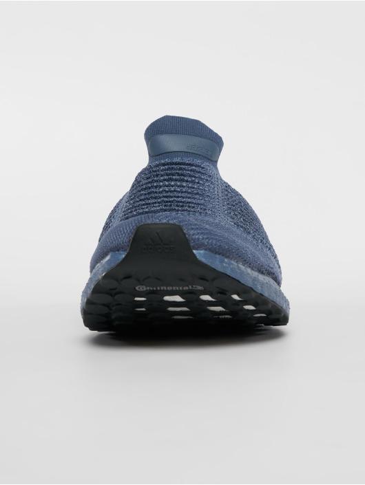 adidas Performance Ultra Boost Laceless Sneakers Tech InkRaw GreyCore Black
