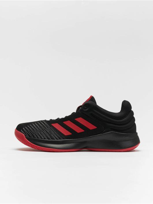 Spark Shoes Blackscarletgrey Adidas Pro Core 2018 Low Basketball Four IHW29YED