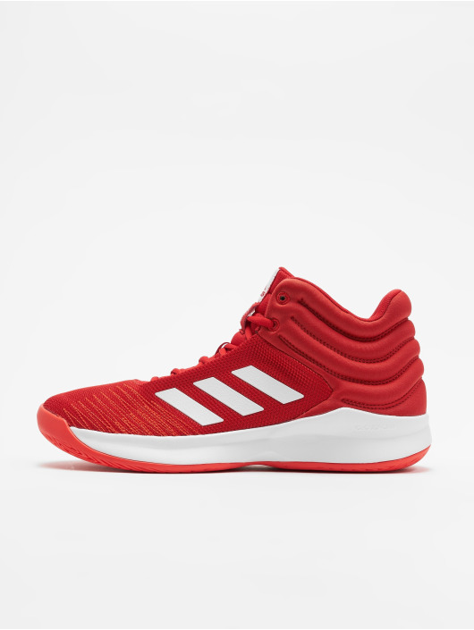 vente énorme e3322 8d57f adidas Pro Spark 2018 Sneakers Scarlet