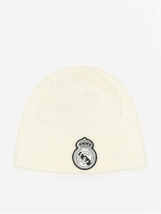 adidas Performance Beanie Real Madrid CL wit