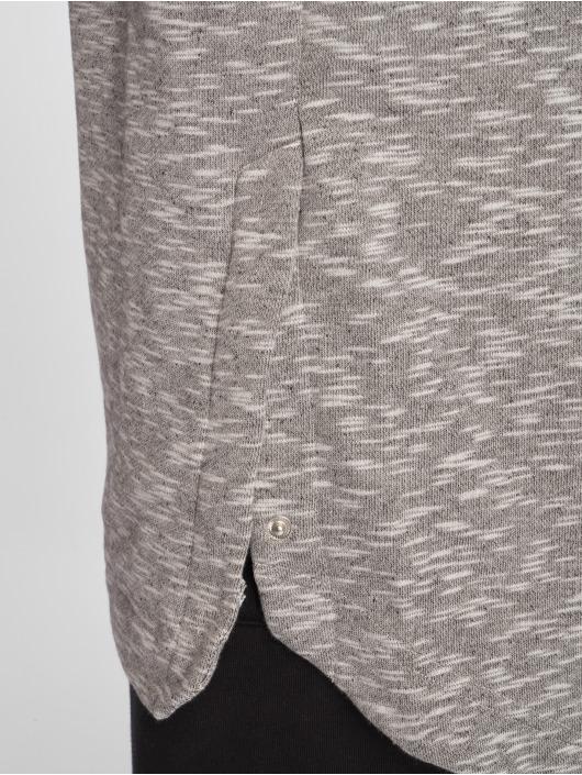 adidas Performance Felpa con cappuccio Shooter grigio