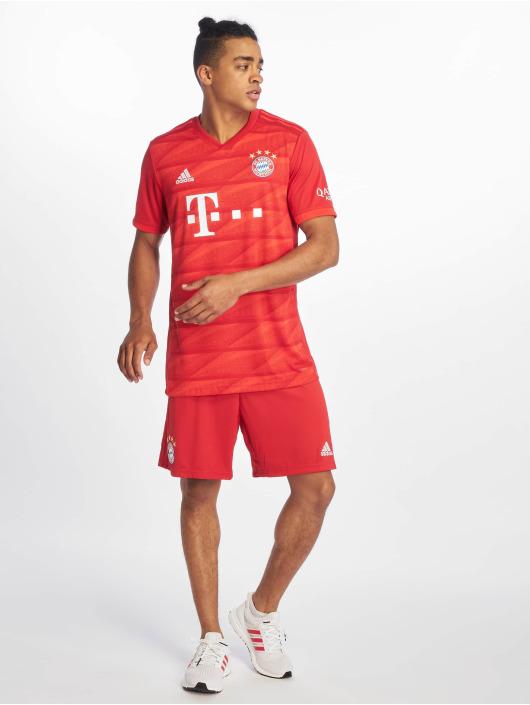 adidas Performance Fotballshorts FC Bayern Home red