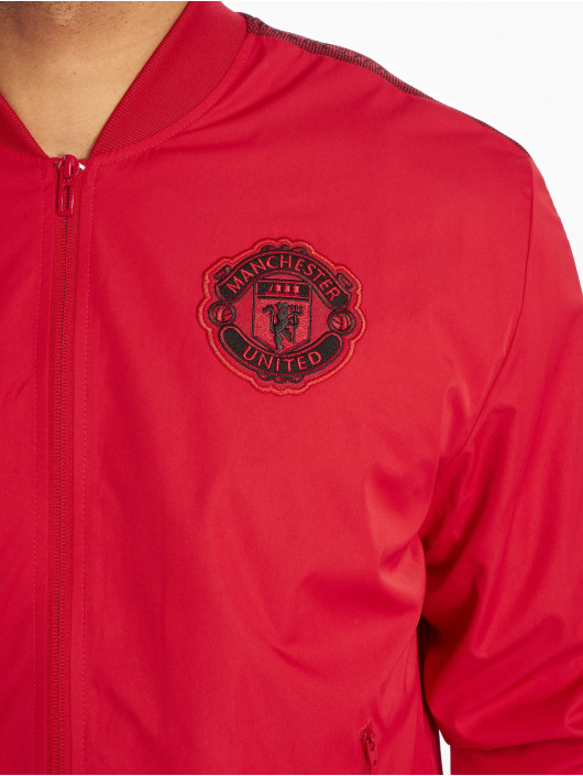 adidas Performance Fotballutstyr Manchester United red