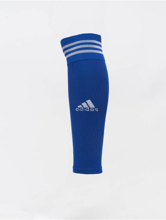 adidas Performance Fußballzubehör Team Sleeve 18 modrá