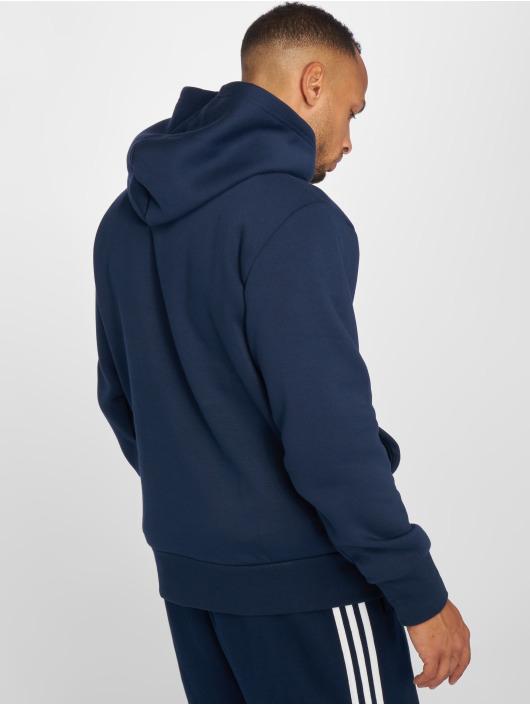 adidas Performance Hoody ESS Logo blau