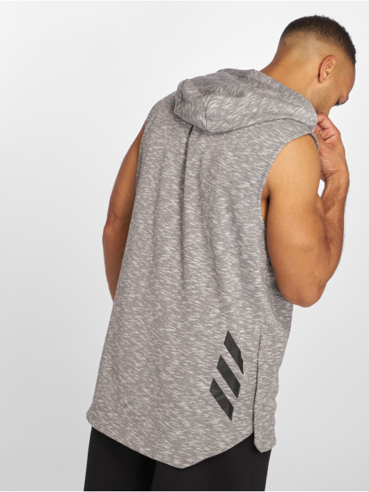 adidas Performance Hoody Shooter grau