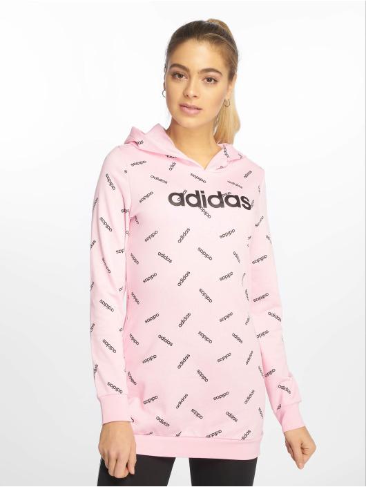 adidas Performance Hoody AOP pink