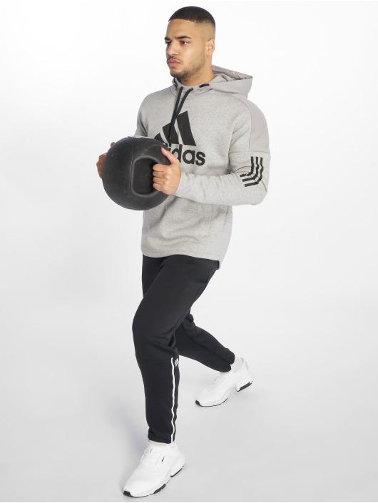 adidas Performance Hupparit Sid Logo harmaa