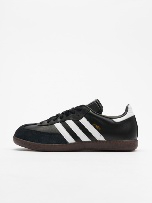 adidas Performance Indoorschuhe Samba Soccer schwarz