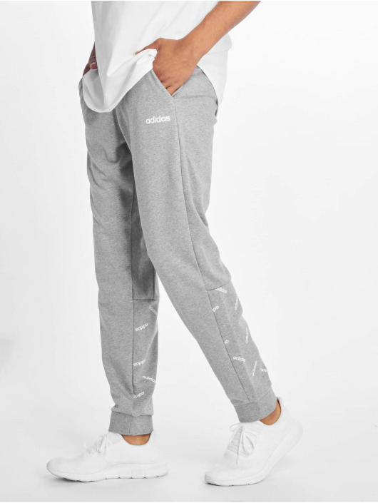 adidas Performance Joggebukser AOP grå