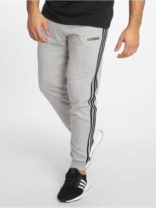 adidas Performance Joggers Essentials 3 Stripes grå