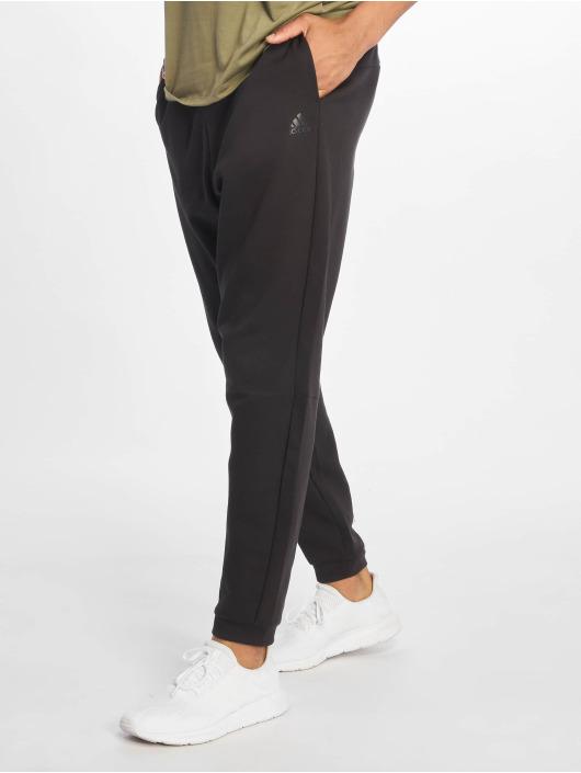 adidas Performance Jogginghose Sweatpants schwarz