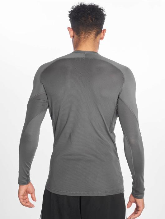 adidas Performance Kompresjon shirt Alphaskin grå