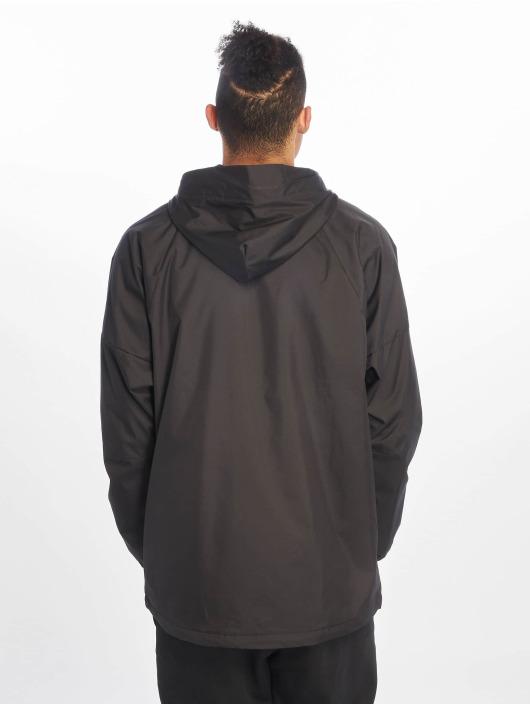 adidas Performance Kurtki przejściowe Fleece Lined czarny